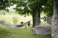 Hamaki ogrodowe - czy warto kupić?