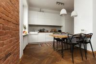 Uniwersalna zabudowa kuchni — meble modułowe