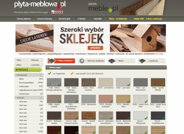 plyta-meblowa.pl - Meblowe płyty on-line